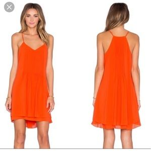 New with tags sanctuary spring fling dress orange
